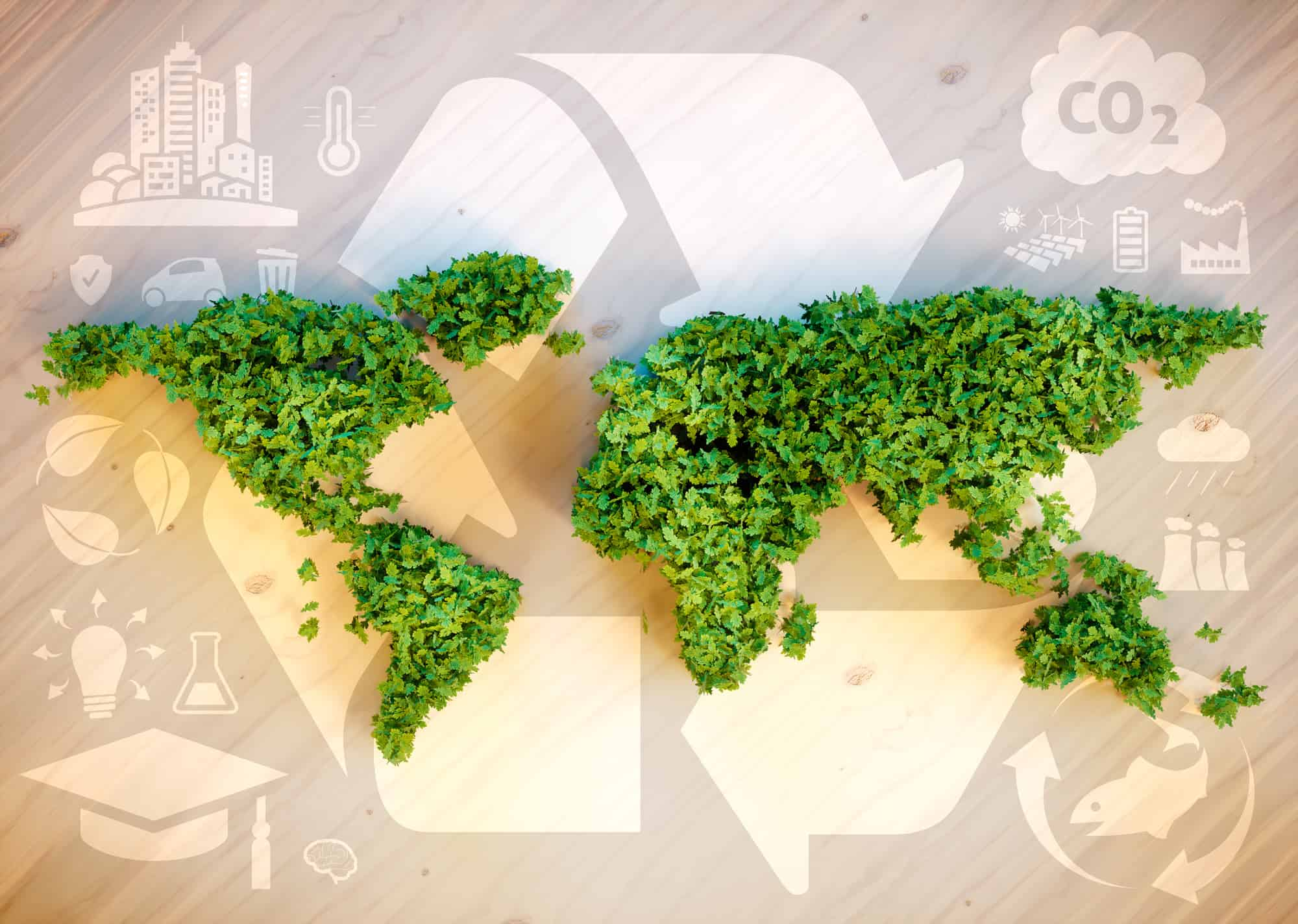 energia sostenibile per l'ambiente